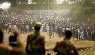 Etiyopya'da İzdiham: Onlarca Can Kaybı Var