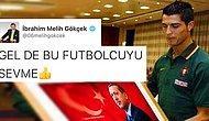 Trollenmelere Doymayan Melih Gökçek Bu Sefer de Ronaldo'yla Trollendi!