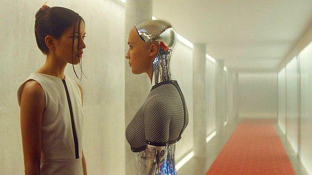 27. Robotlar ile İnsanlar Arasında Gelecekte Yoğun Duygusal İlişkiler Yaşanabilir mi?