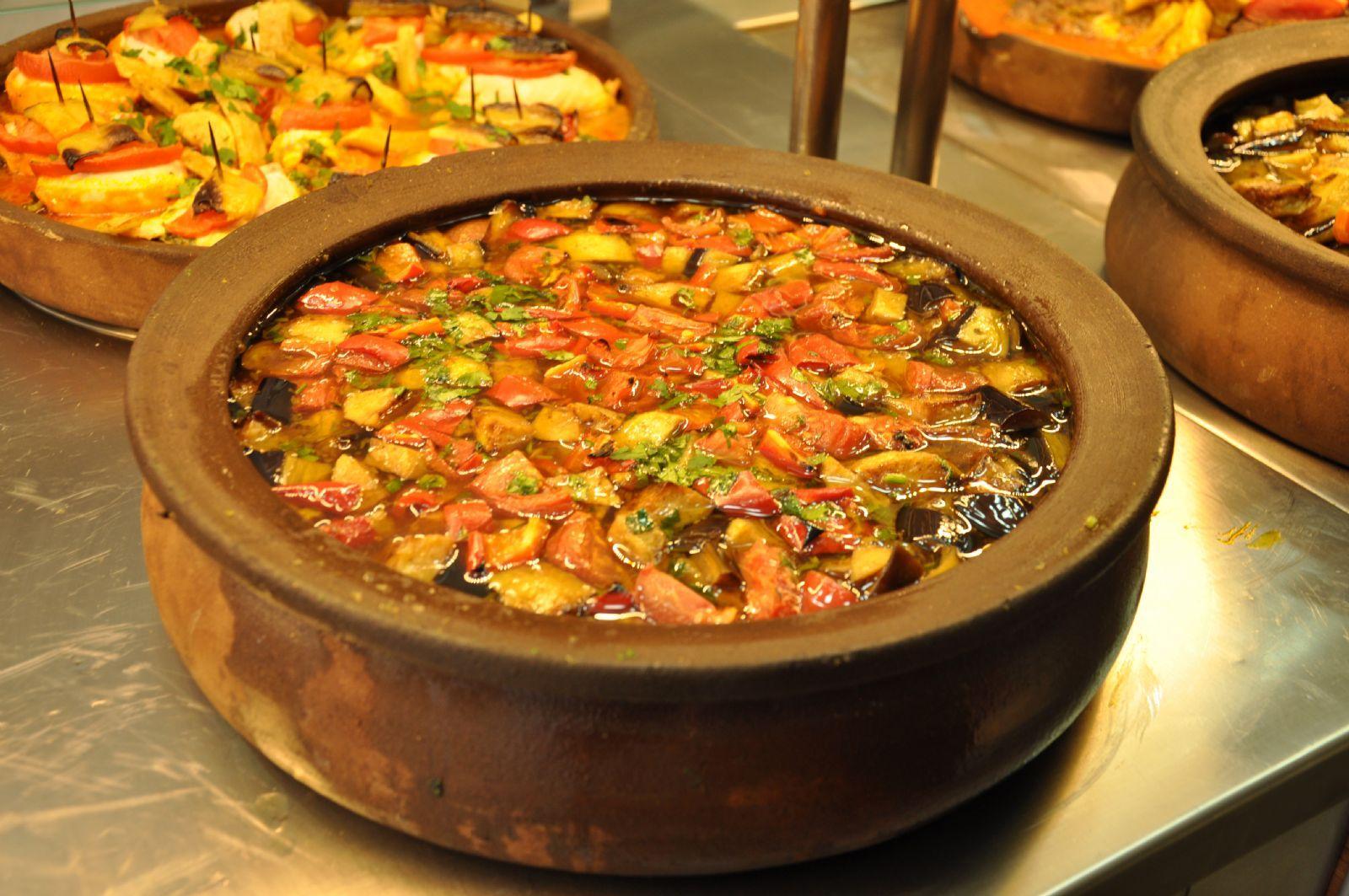 Çok oyunculu bir şekilde pişirilmiş - lezzetli ve kullanışlı