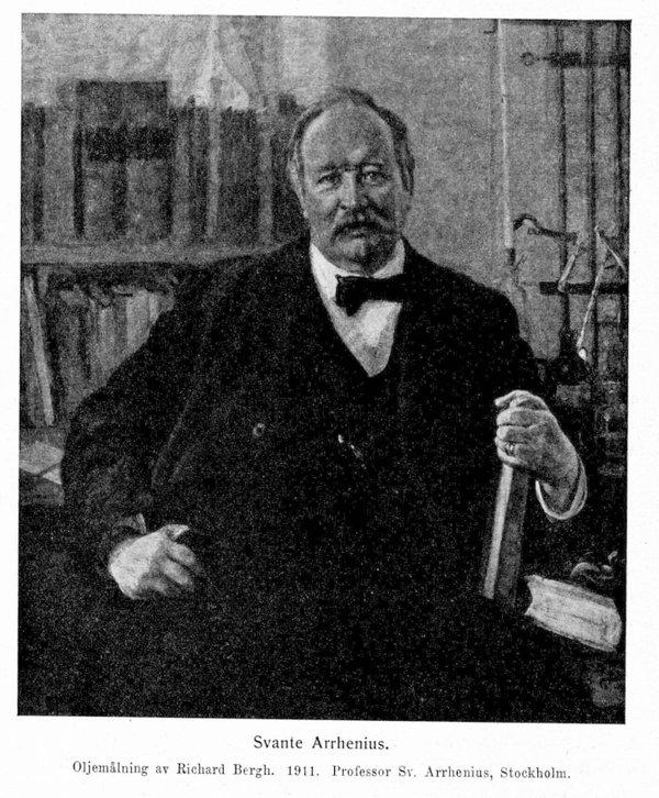 the life and times of svante august arrhenius Svante august arrhenius facts: the swedish chemist and physicist svante august arrhenius (1859-1927) is known for his theory of electrolytic 19, 1859, at vik near uppsala, the son of svante gustav and carolina thunberg arrhenius his father was a land surveyor and later a supervisor at the.