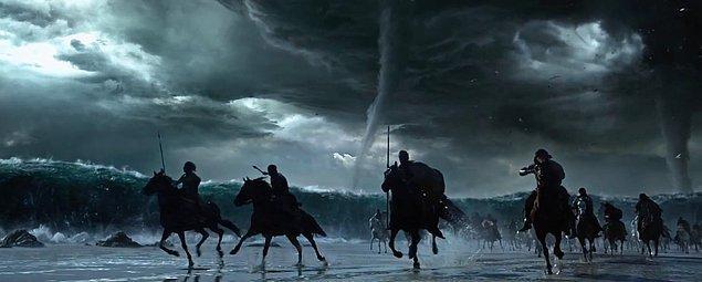 10. Hz. Musa'nın Kızıldeniz'i İkiye Ayırması Bilimsel Olarak Kanıtlanmış Olabilir mi?