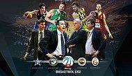Basketbol Süper Ligi'nde 51. Sezon Başladı