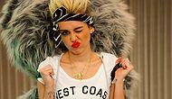 "Gönlümüzün serserisi ""Miley Cyrus"""