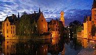 Kanallara Açılan Balkon ve Pencereden Merhaba: Bir Peri Masalı Diyarı Olan Brugge