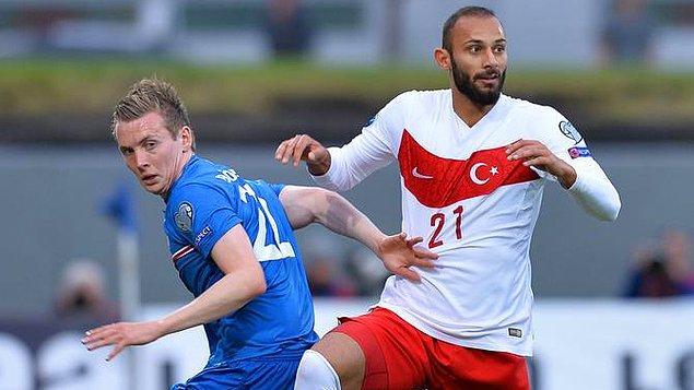 Milli takımımız, İzlanda ile daha önce 9 maç yaptı, sadece 2'sini kazanabildi.