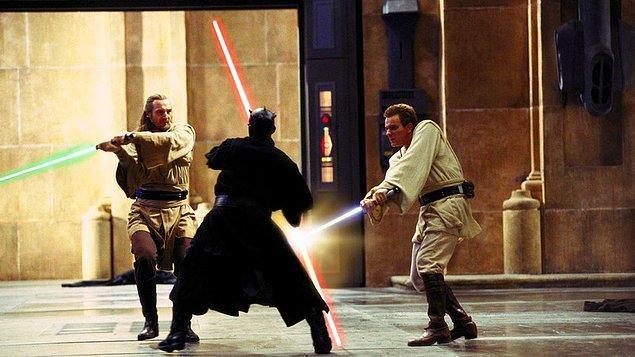 54. Star Wars: Episode I - The Phantom Menace / Yıldız Savaşları: Bölüm I - Gizli Tehlike