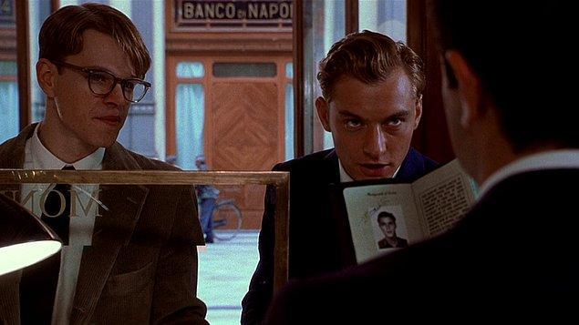 40. The Talented Mr. Ripley / Yetenekli Bay Ripley