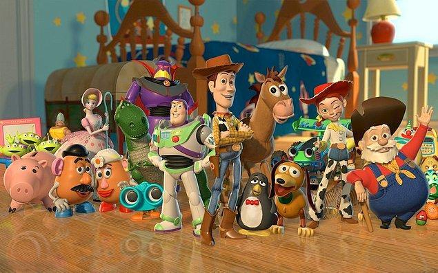 12. Toy Story 2 / Oyuncak Hikayesi 2