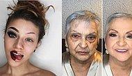 Makyaj Konusunda Ayakta Alkışlanmayı Hak Eden Yetenekli Kadınlardan 19 'İnanılmaz' Değişim