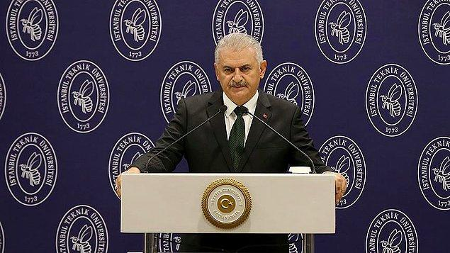 Yıldırım: 'Önce devlet olmayı bilin sonra Türkiye'ye laf edin'