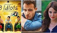 Bollywood'un En İyi Filmi '3 Idiots'un Yerlisi, Kerem Bursin ve Ezgi Eyüboğlu İle Geliyor!
