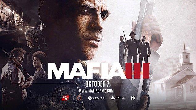 Üstelik haftanın en çok satan oyunları listesinde ikinci sırayıda Mafia 3'ün başka bir türü aldı.
