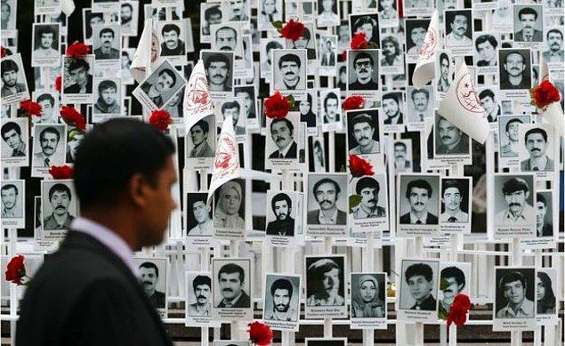 Uluslararası Af Örgütü: İran'da en az 49 çocuk idam edilmeyi bekliyor