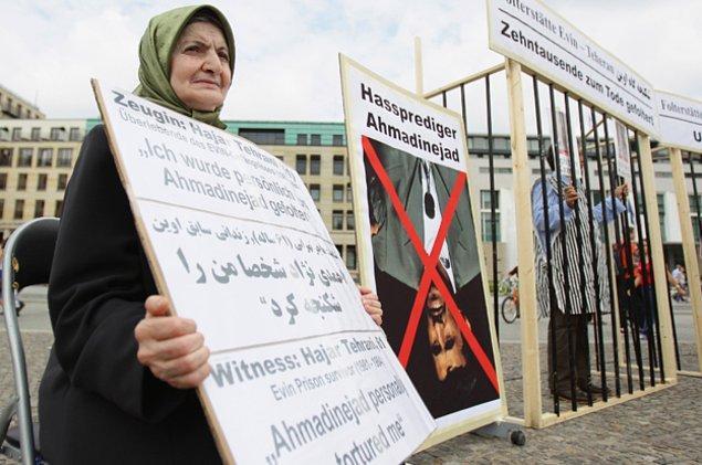 İran hukukuna göre 9 yaşındaki kızlar reşit sayılıyor