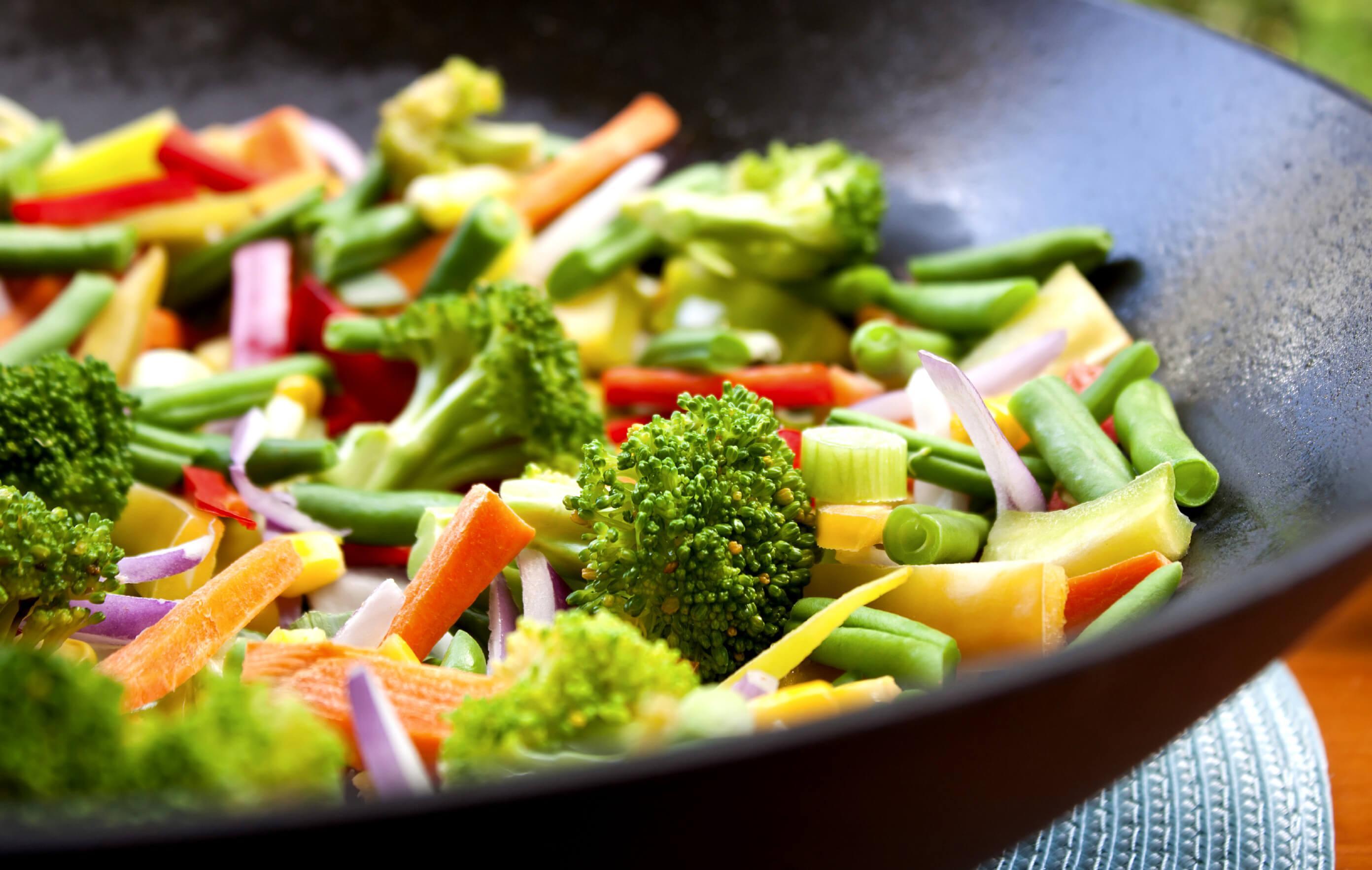 Yaptığınız Yemeklere Apayrı Lezzetler Katan Wok Tava ile Hazırlayabileceğiniz 11 Leziz Tarif