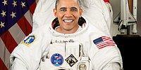 Obama Mars'a İnsan Göndermekte Kararlı