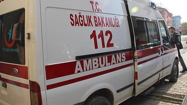 Patlamada 1 asker şehit oldu, 4 asker ve 1 köy korucusu yaralandı...