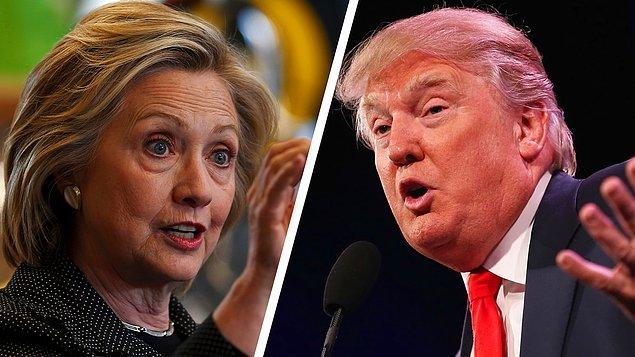 'ABD'nin bir sonraki başkanının kim olmasını istiyorsunuz?'