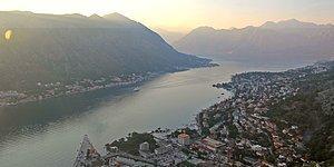 Adriyatik Denizi'nin En Güzel Manzarasını Sunan Şehir: Kotor