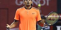 Canı Sıkıldığı İçin Maçı Yarıda Bırakan Başına Buyruk Tenisçi Nick Kyrgios