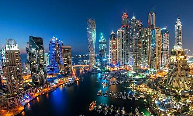 Dünyanın en yüksek binaları desek aklınıza ilk neresi gelir?
