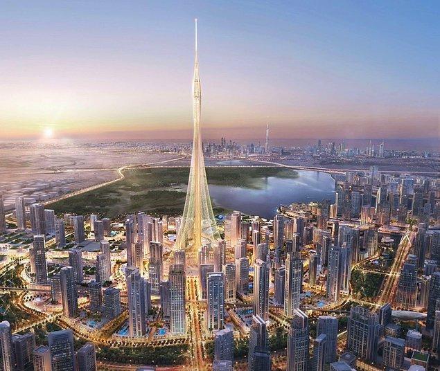 Dubai yeni gökdelenini ne zaman bitirecek?
