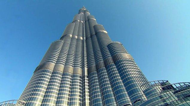 Gökdelen, Burj Khalife'den bile mi uzun olacak?