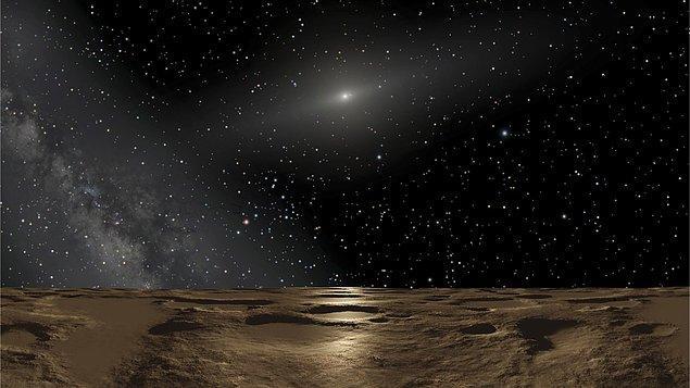 """Öte yandan, Uluslararası Astronomi Birliği, 2014 yılında keşfedilen """"2014 UZ224"""" isimli gezegeni, 'küçük gezegen' sınıfına dahil etti"""