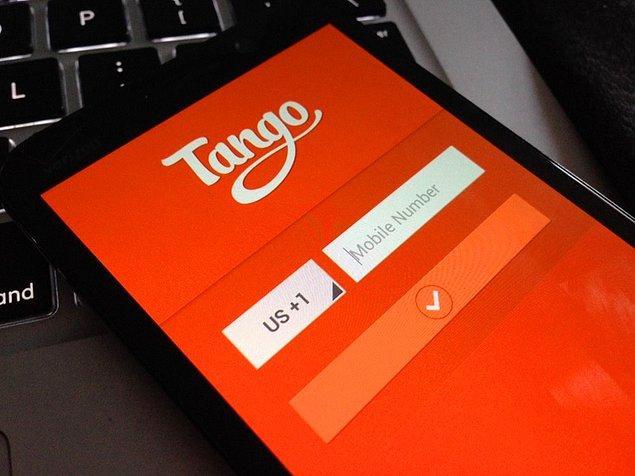 """""""30 bin Tango kullanıcısı"""""""