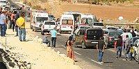 PKK 5 İlde Saldırdı: 4 Şehit, 12 Yaralı
