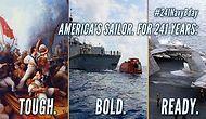ABD Donanması 'Türk Bayraklı' Paylaşımı Kaldırdı