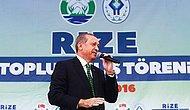 Erdoğan: 'Cerablus'a Girdik, Arkadan El Rai'ye Girdik, Şimdi Dabık'a İlerliyoruz'