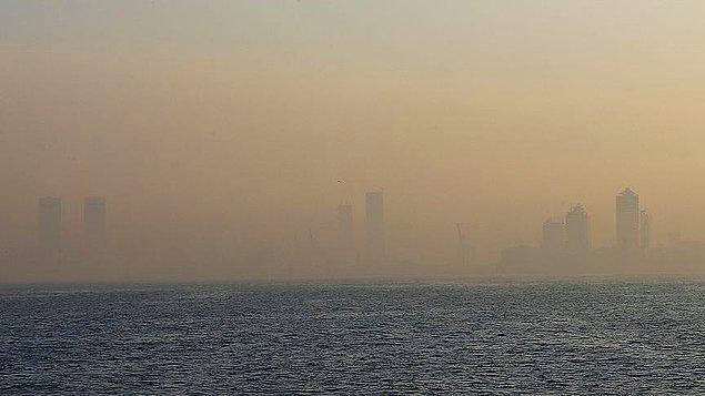1- Hava kirliliği ve iklim değişikliği
