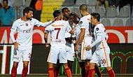 Aslan, Bruma ile Güldü | Gençlerbirliği 0-1 Galatasaray