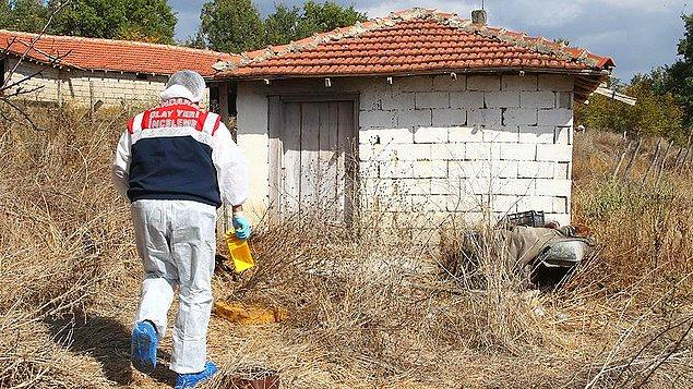 Kırklareli'de çiftlik evinde saklandığı iddiası