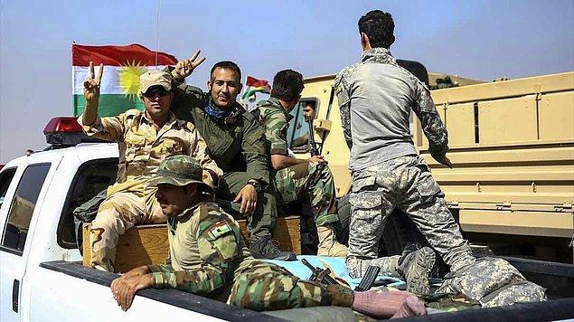 'Yerel kuvvetlerle Irak Ordusu operasyonu yapsın'