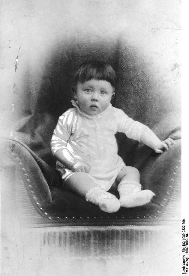 Adlof Hitler, Nisan 1889'da bu evde dünyaya gelmişti