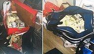 FETÖ Üyesi, Ayakkabı Kutusunda 1 Milyon Dolarla Yakalandı
