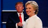 Ekranda Üçüncü Düello: Clinton ve Trump Son Kez Karşı Karşıya Geldi, Peki Galip Kim?