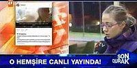 Türkiye'nin Gündemindeki Hemşire Eren Gençer Hakkındaki İddialara Cevap Verdi!