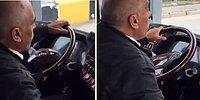Küfür Eden İETT Şoförünü Afişe Eden Kadın