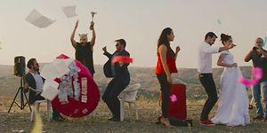 Türkiye'de Bir İlk! Yaşlı Amca Grubundan 10 Saniyelik Harika Klip