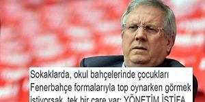 Fenerbahçe Taraftarı Çıldırdı! Alınan Kötü Sonuçların Ardından Twitter'dan Yönetime Tepkiler Yağdı