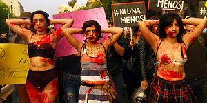 Arjantin'de Korkunç Bir Cinsel Saldırıyla Hayatını Kaybeden Lucia Perez İçin Protestolar Büyüyor