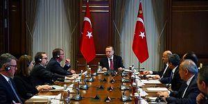 ABD Savunma Bakanı Ashton Carter, Ankara'da