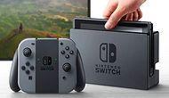 İşi Gücü Bırakın, Oyun Oynayacağız: Nintendo Switch Gümbür Gümbür Geliyor!