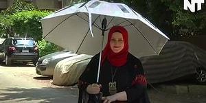 Güneş Enerjili Şemsiyeler İlerleyen Yıllarda Hayat Kurtarabilir