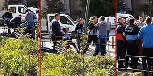 Zorbalığın Adresi Bu Defa Kadıköy: Zabıtalar Yere Yatırdıkları Seyyar Satıcıyı Tekmeledi