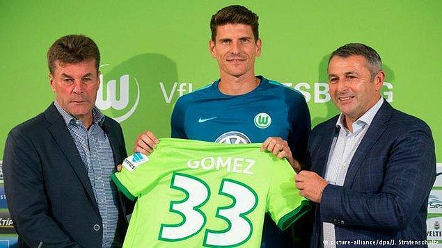 Kariyerine Bundesliga'nın Wolfsburg takımında devam etme kararı aldı